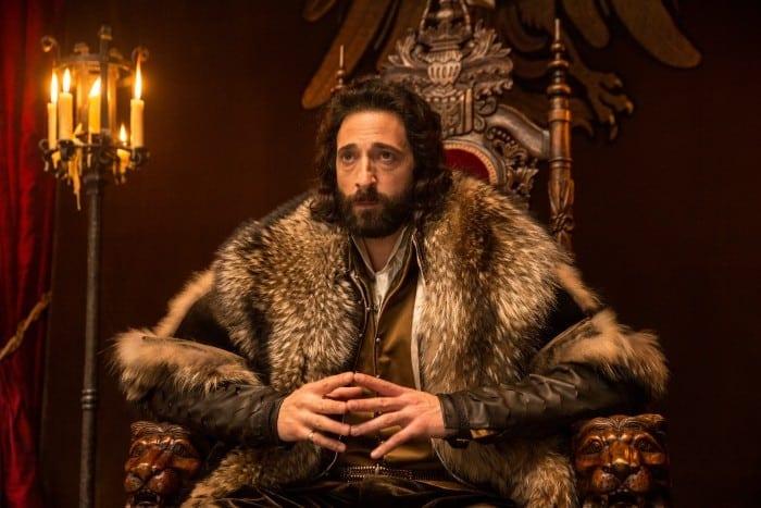 Împăratul Carol al V-lea