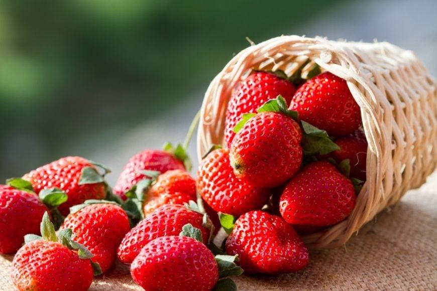 căpșunile