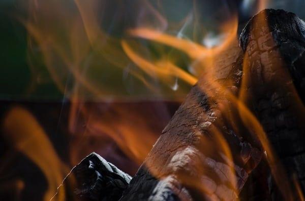 Focul din buzunar