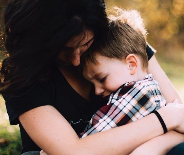 Copilul si Jignirea mamei -