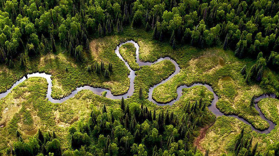 Ocolul Pământului în 80 de minuni - Fluviul Amazon, Brazilia