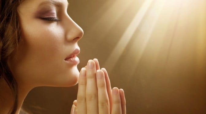 fata rugaciune