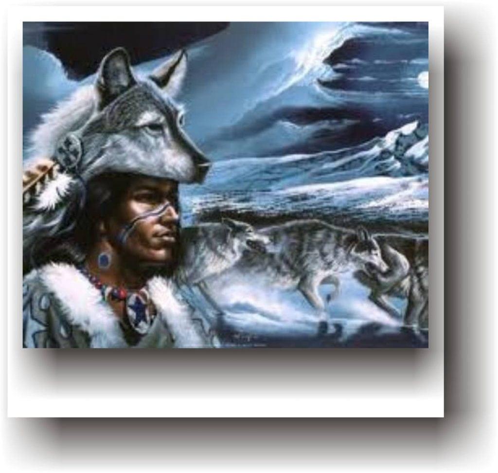 lupul alb lupul negru