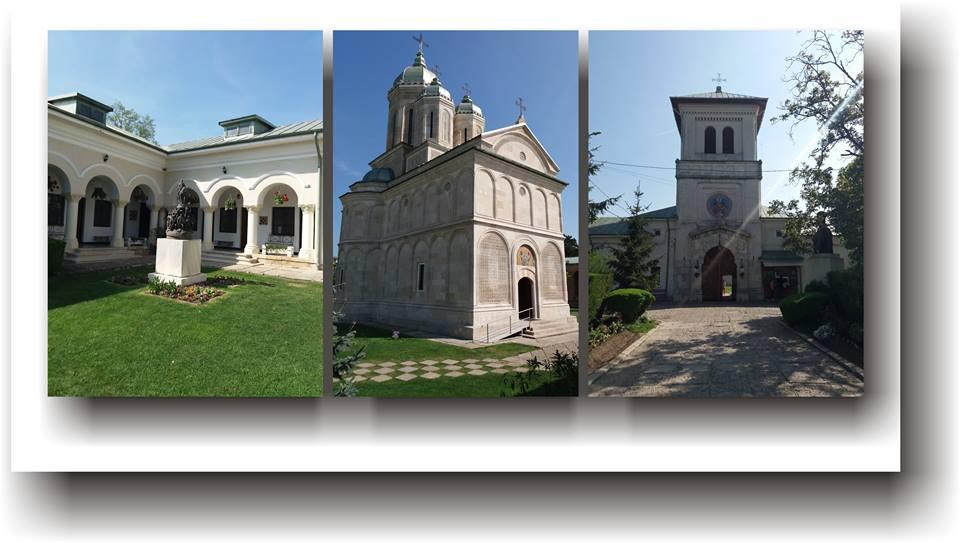 mănăstirea dealu