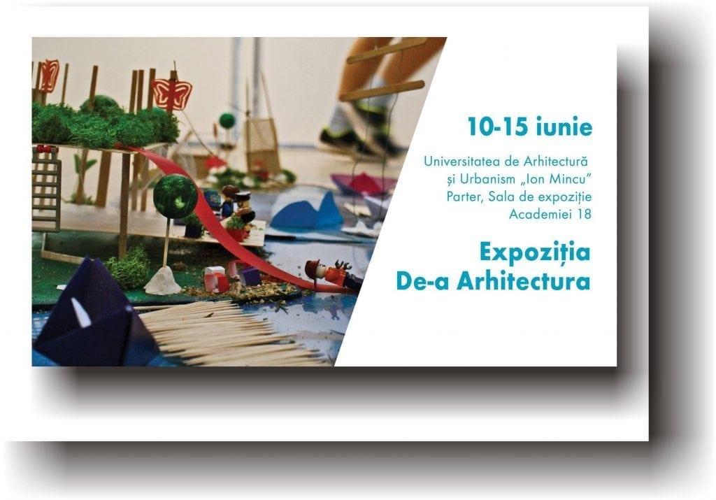 """De-a Arhitectura"""