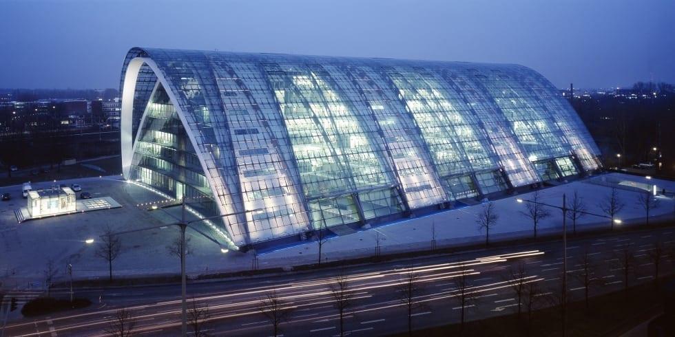 Minuni arhitecturale: Arcul berlinez, Hamburg