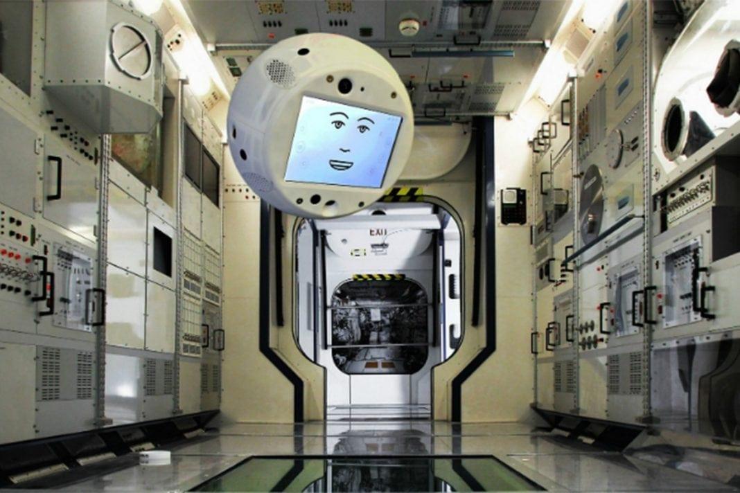 Robotul CIMON