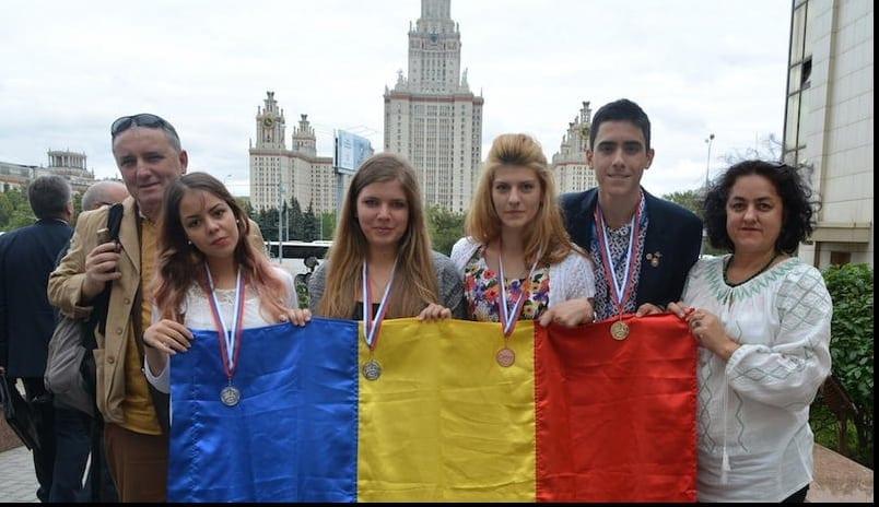 România, pe primul loc în lume la Olimpiada Balcanică de Geografie