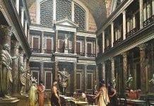 Biblioteca din Alexandria