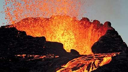 Cei mai importanţi 10 vulcani - Jurnal Spiritual
