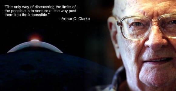 Arthur Clarke- Scriitorii SF