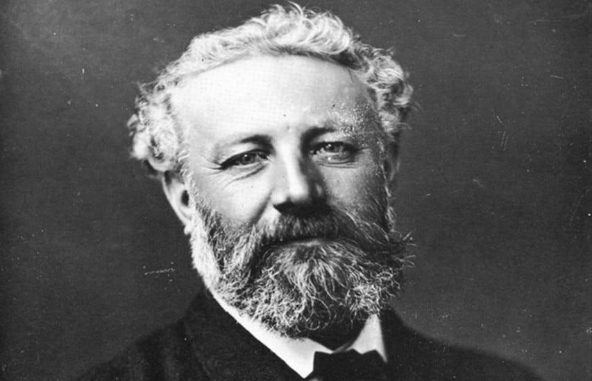 Jules Verne- Scriitorii SF