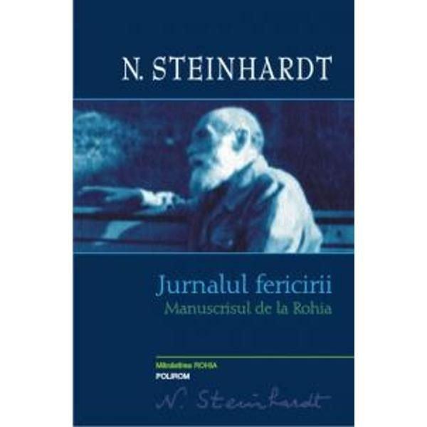 Jurnalul fericirii-N. Steinhardt