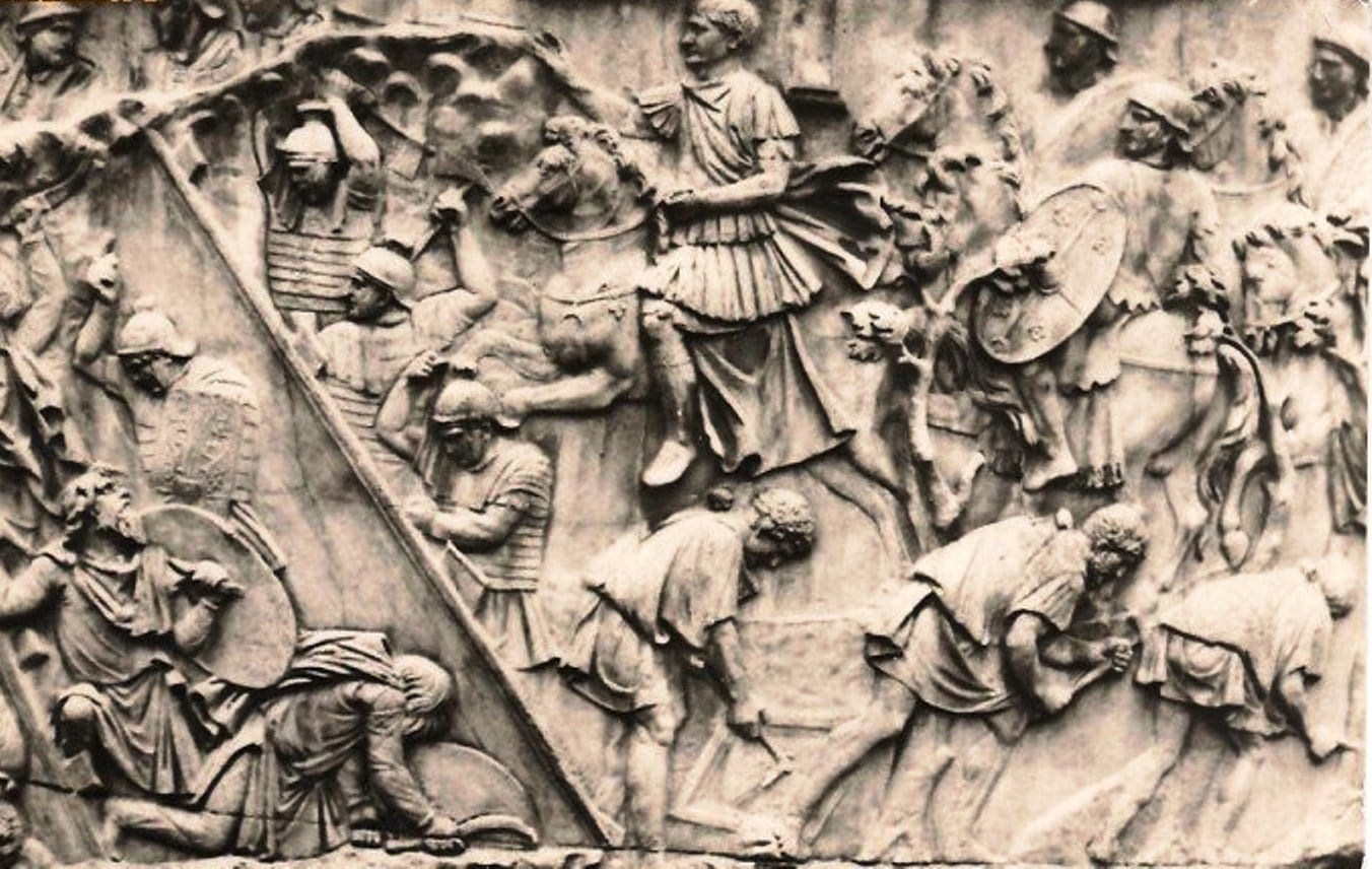 Campaniile lui Burebistași războaiele lui Traian cu Decebal