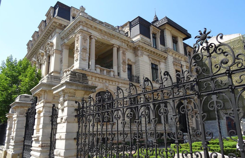 Casa Ghica -Grădișteanu