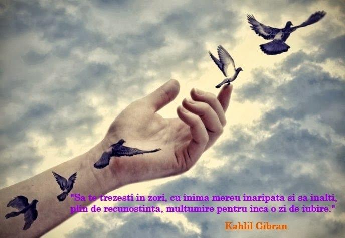 Khalil Gibran- Poezie