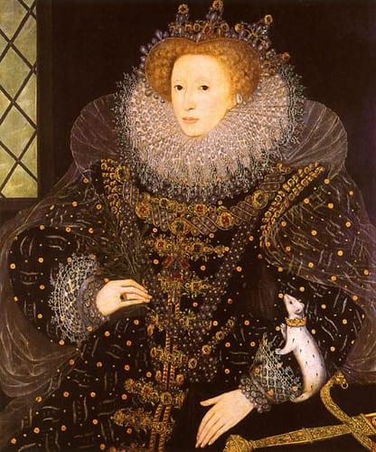 Regina ElisabetaI a Angliei- ro.Portal- Tainele Frumuseții