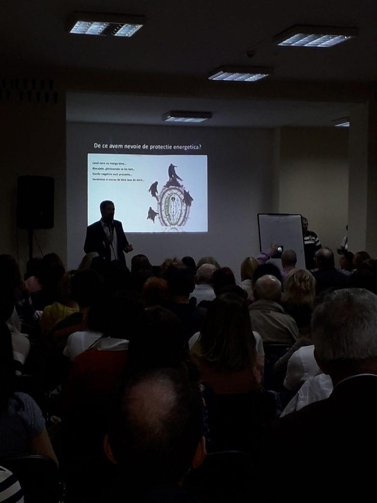 Concluzii la Body Mind&Spirit- Conferință cu Psiholog și cristaloterapeut Gigi Chivu