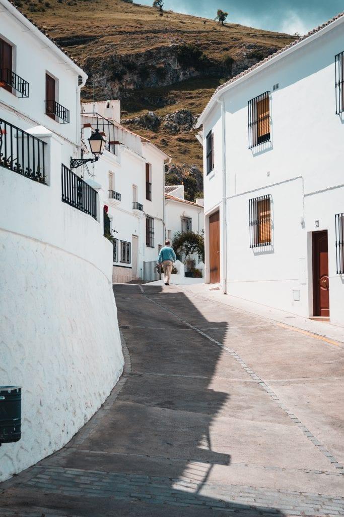 Spania stradă