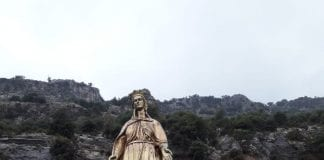 Statuia Maicii Domnului din Efes- Arhivă personală