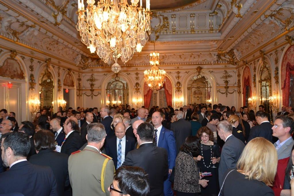 Ziua Națională a României, sărbătorită la Washington
