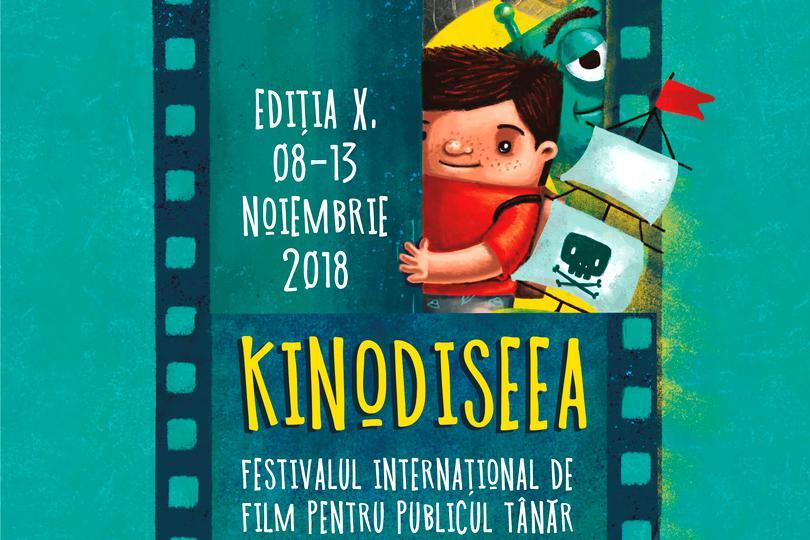 Festivalul de film pentru publicul tânăr KINOdiseea