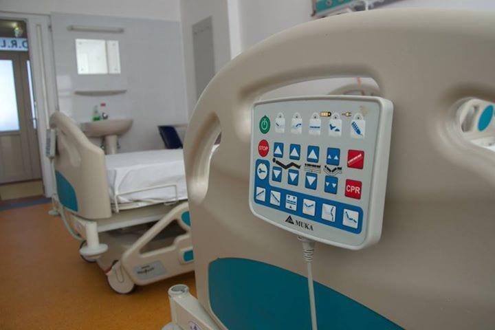 Secția de cardiologie Spitalul de Urgență Suceava