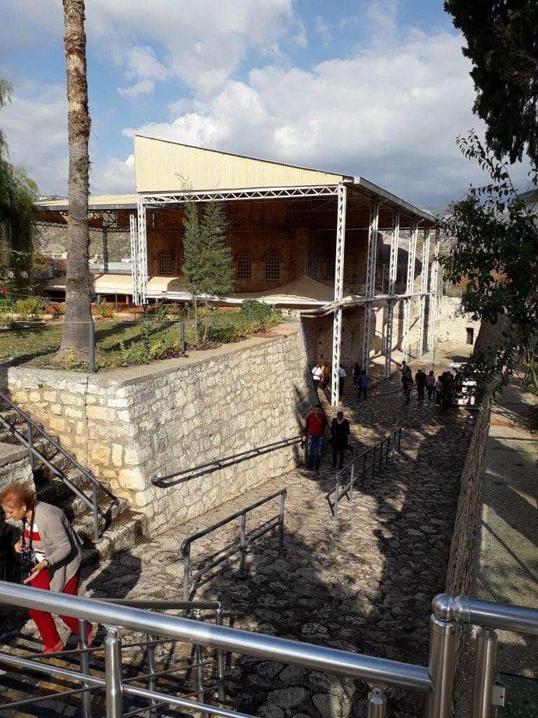 Antalya - Biserica Sfântul Nicolae din Mira Lichiei