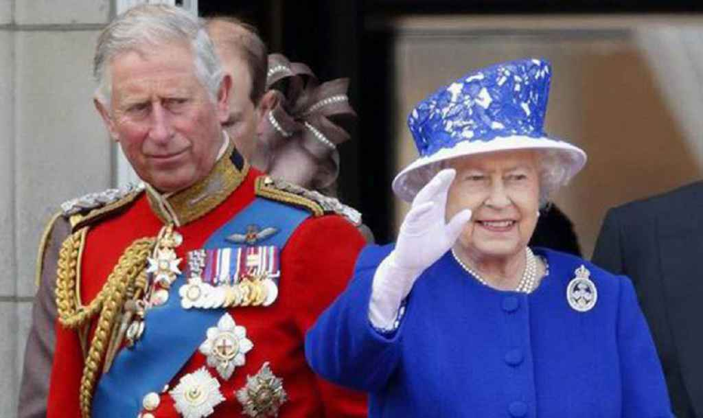 Prinţul Charles, prinţ regent