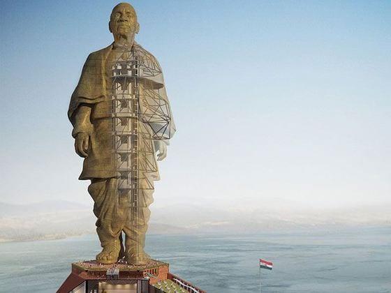 Cea mai înaltă statuie din lume