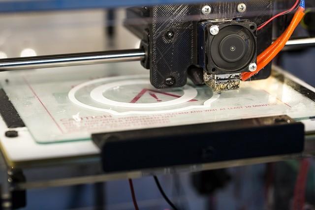trahee printată 3D