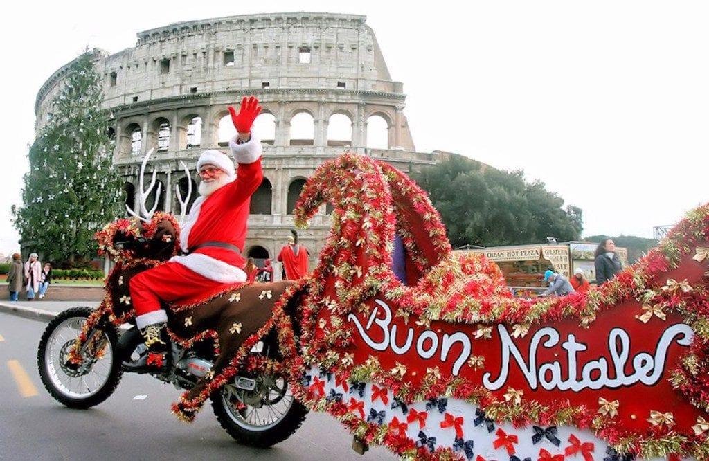 cersipamantromanesc.ro- Crăciunul la italieni