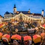 Decembrie-Târg Crăciun Sibiu