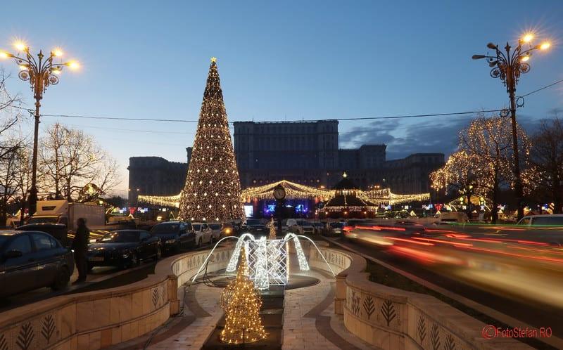 Decembrie - Târg Crăciun București