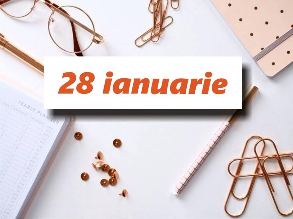 28 ian astăzi