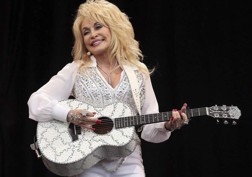 astăzi Dolly Parton