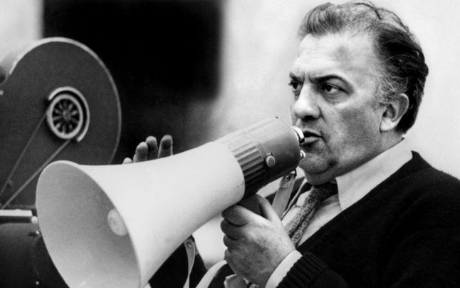 astăzi Federico Fellini