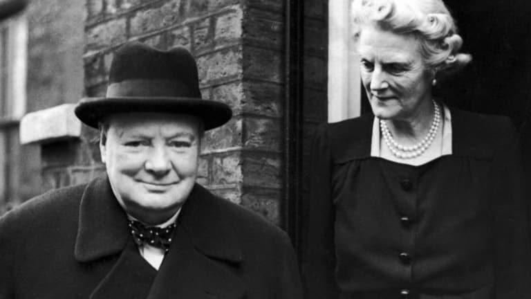 astăzi Winston Churchill