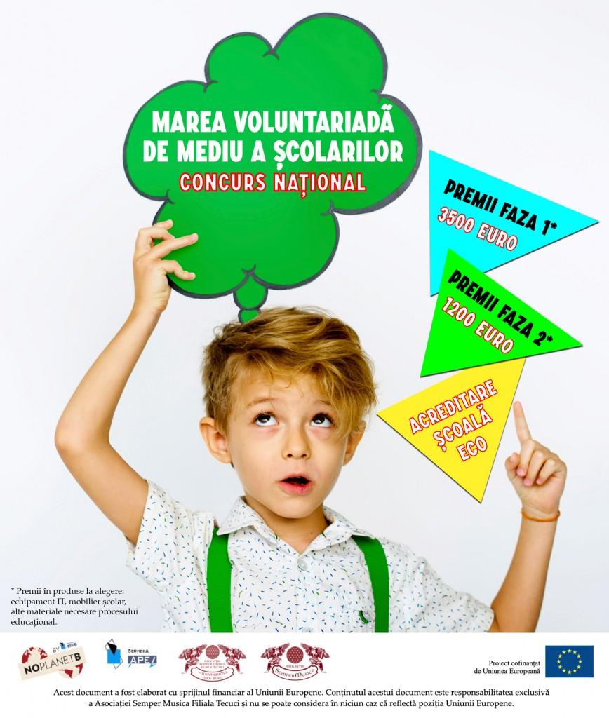 concurs marea voluntariada