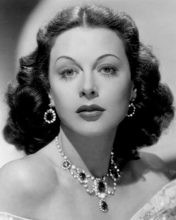 astăzi Hedy Lamarr