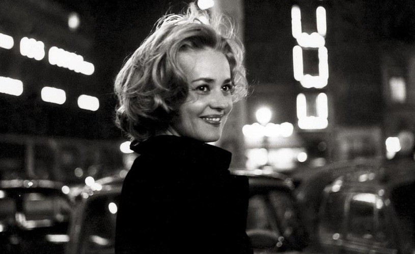 astăzi Jeanne Moreau