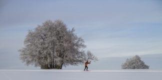 Sport de iarnă. Schi fond