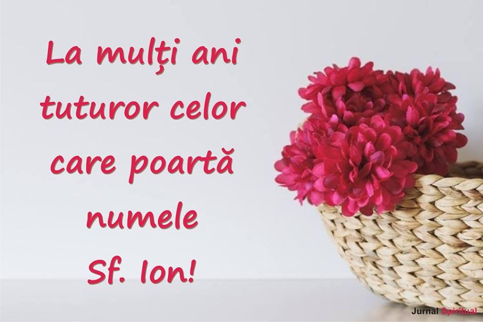 Sf. Ion