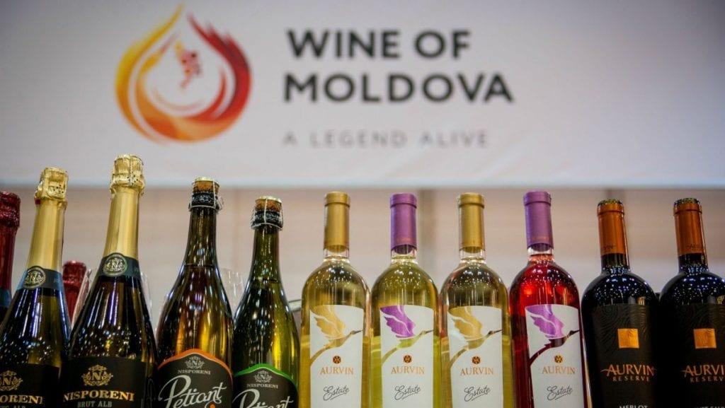 Vinul din Moldova