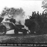 """1 martie - """"Ziua automobiliştilor militari din Armata României"""""""