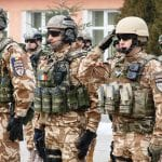 """1 martie - """"Ziua Forţelor pentru Operaţii Speciale"""""""