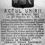 S-a întâmplat în 27 martie 1918, 27.III / 9.IV