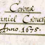 S-a întâmplat în 22 martie 1656
