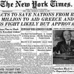 S-a întâmplat în 12 martie 1947
