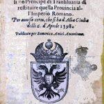 S-a întâmplat în 29 martie 1599